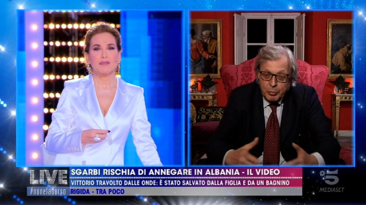 foto Vittorio Sgarbi Live