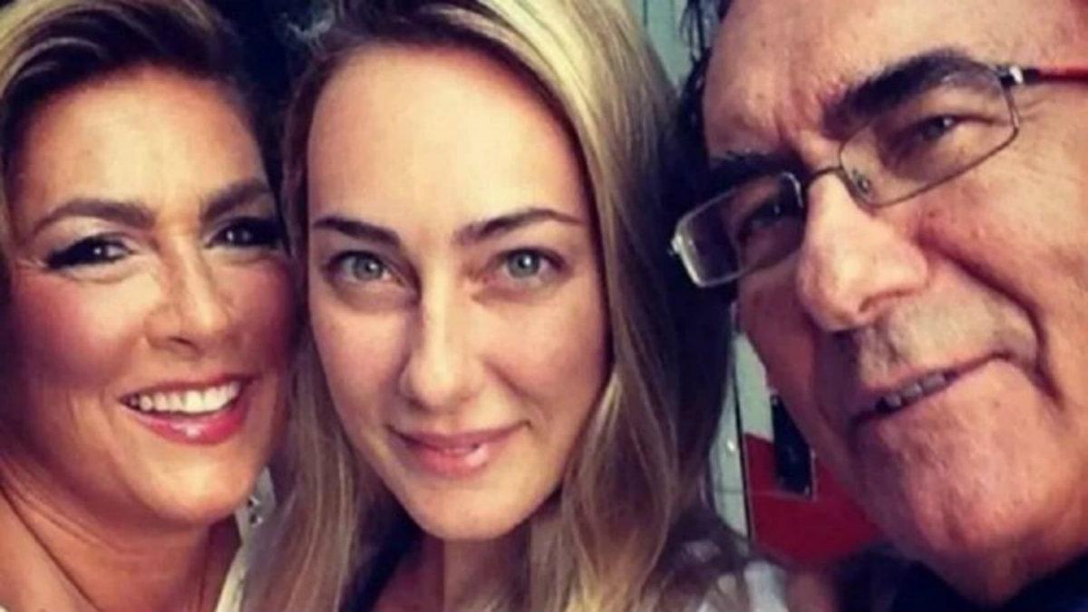 foto al bano Romina Power Cristel Carrisi crisi con il marito