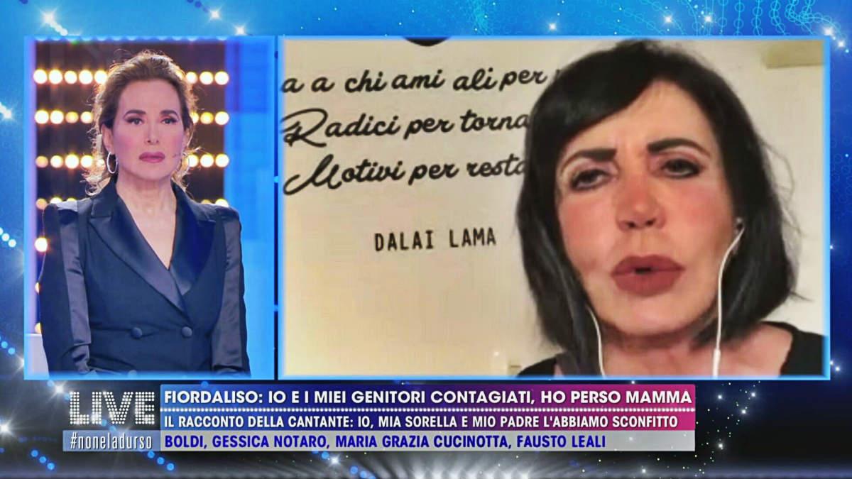 Fiordaliso ammette: