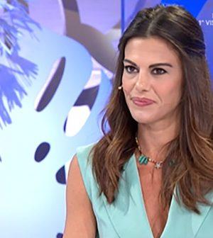 """Bianca Guaccero svela un retroscena a Detto Fatto: """"Non lo ..."""