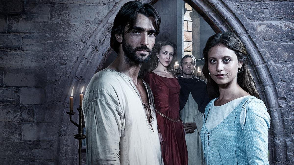 Foto Cast La Cattedrale del Mare