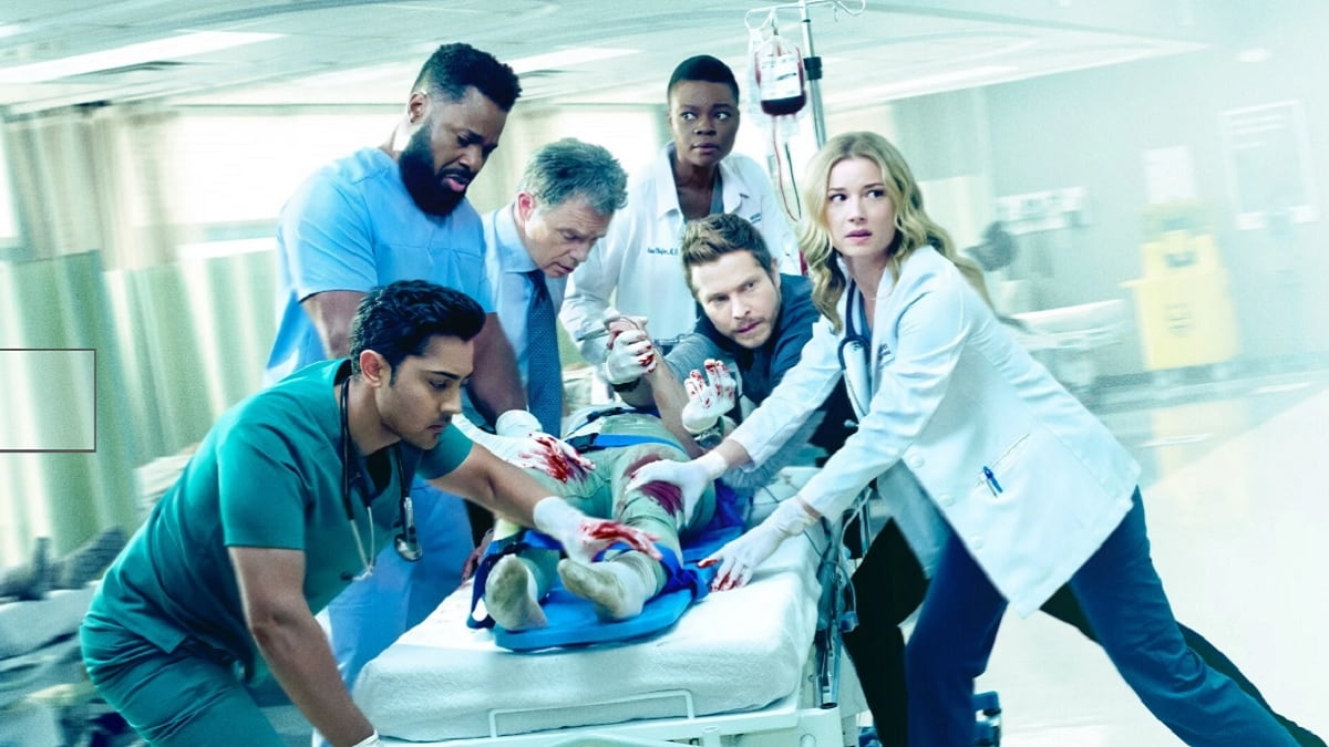 Foto Cast The Resident 2