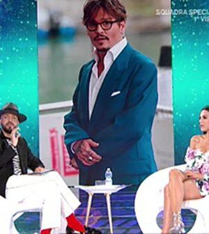 """Bianca Guaccero gaffe a Detto Fatto, Jonathan corregge: """"È ..."""