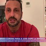 """Fabrizio Corona contro tutti. Costanzo: """"Sa a cosa va incontro"""""""