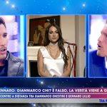 """Live, Gennaro Lillio e Gianmarco Onestini duro scontro: """"Immaturo"""""""