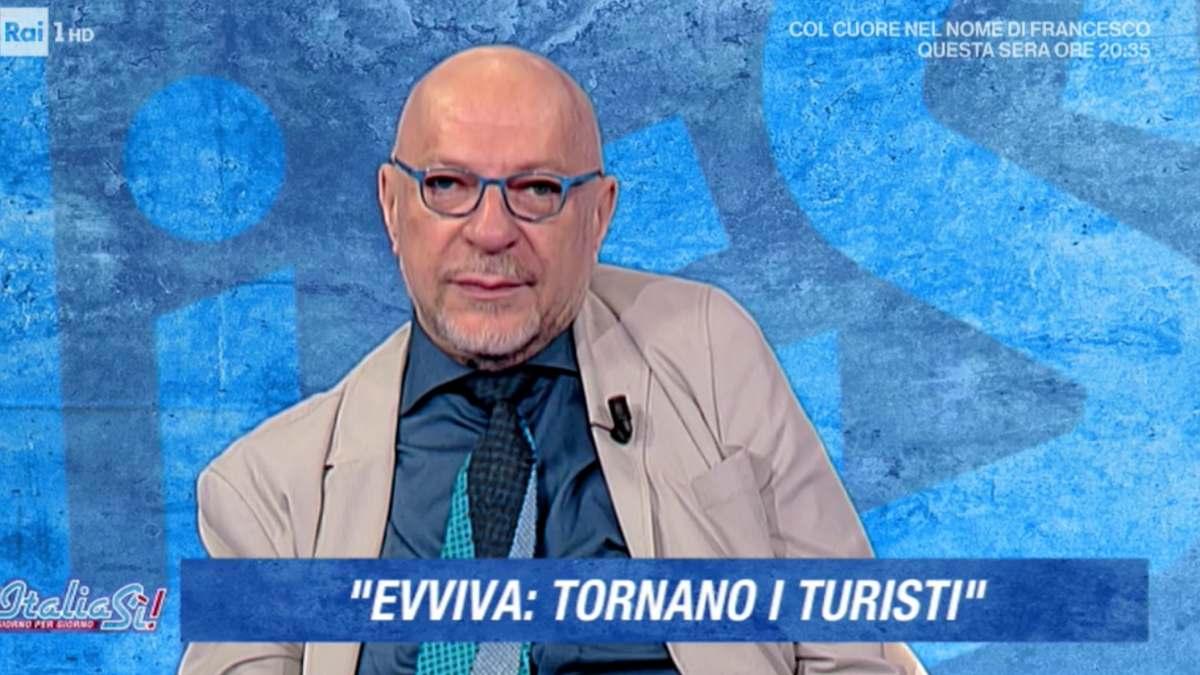 Foto Mauro Coruzzi inviato Italia Sì