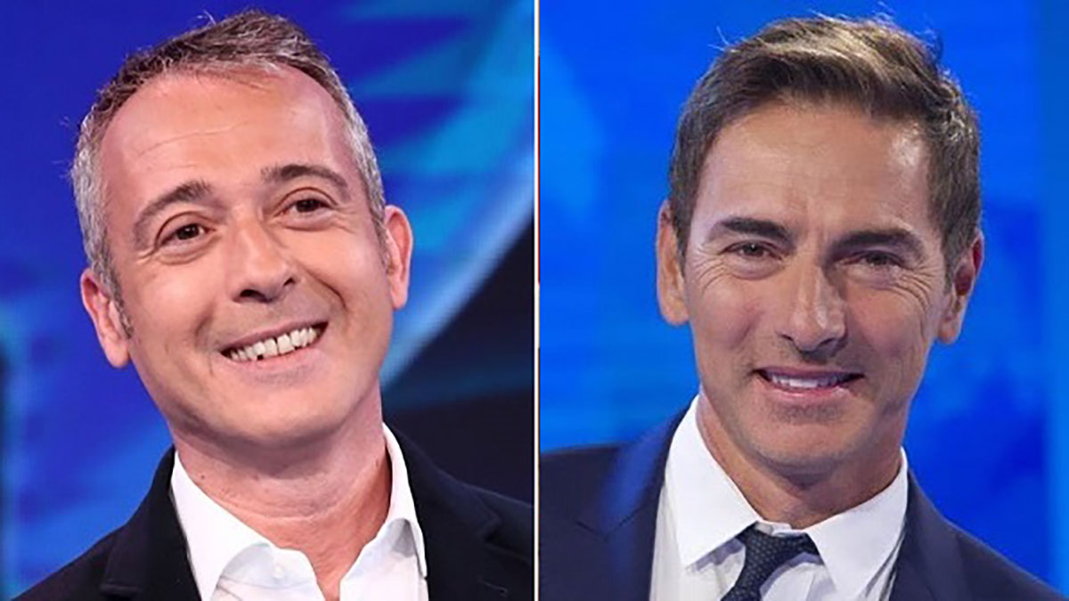 Marco Liorni sostituisce Caterina Balivo a Vieni da me?