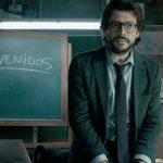 """La Casa di Carta, Álvaro Morte confessa: """"Amo il Professore, ma…"""""""