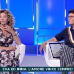 """Eva Grimaldi gaffe a Ogni Mattina, Imma Battaglia: """"Regina delle vongole"""""""