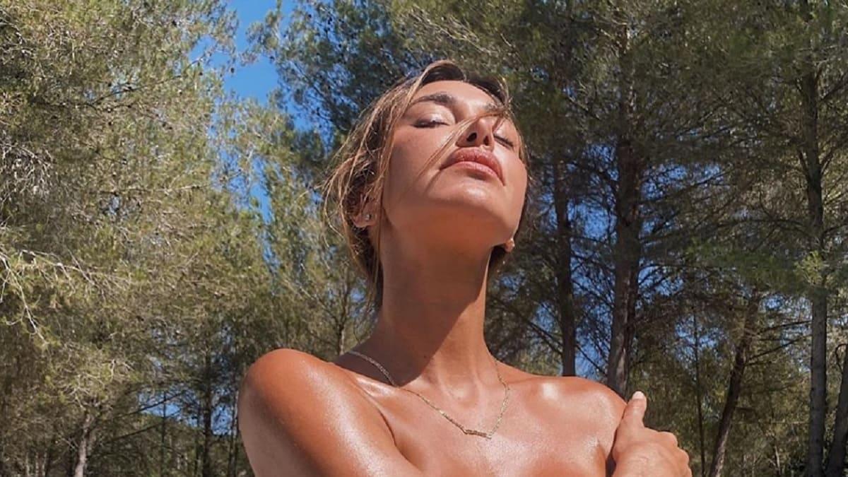 foto Belen a Ibiza