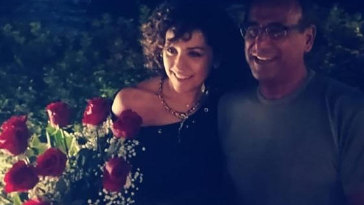 foto Carlo Conti e Francesca Vaccaro su instagram