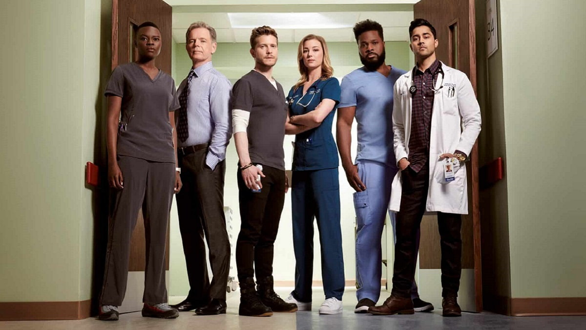 Foto cast The Resident