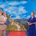 """Andrea Delogu consola Marcello Masi: """"Ma sei un uomo piacentissimo"""""""