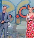 foto di Anna Falchi e Beppe Convertini del 3 luglio 2020