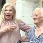 """La vita in diretta Estate, Andrea Delogu richiama la Milo: """"La distanza!"""""""