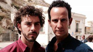 foto Alessio Piazza e Michele Riondino ne Il giovane Montalbano