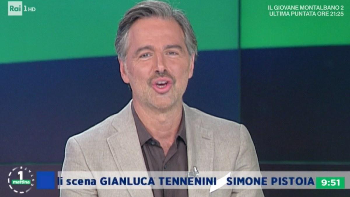 Foto Beppe Convertini ispettore