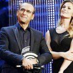 """Carlo Conti fa una rivelazione su Vanessa Incontrada: """"Disarmante"""""""