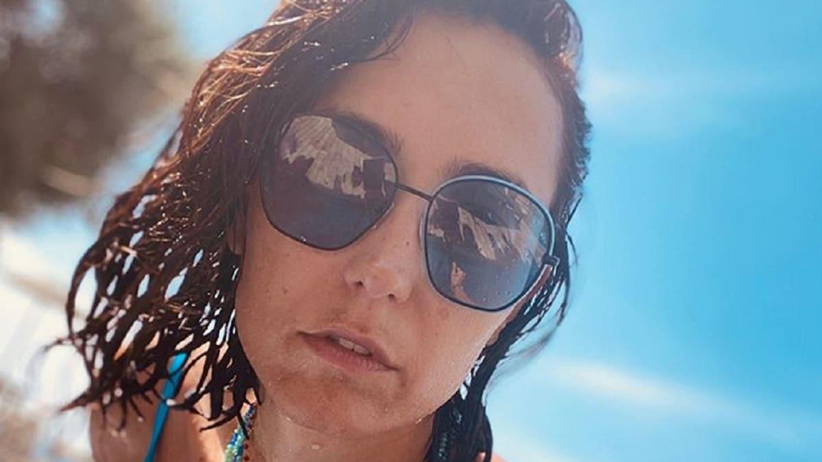 foto Caterina Balivo in vacanza