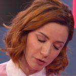 """Andrea Delogu, gaffe a La vita in diretta Estate: """"Mi sono incastrata"""""""
