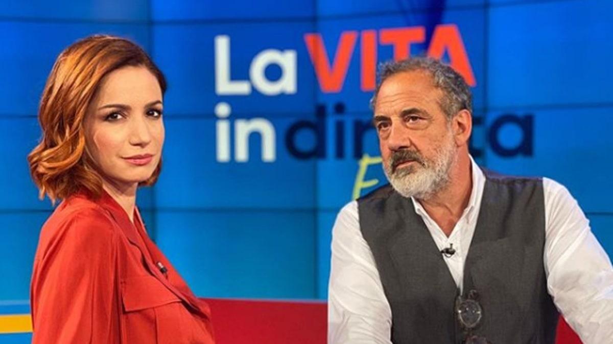foto di Andrea Delogu e Marcello Masi