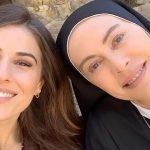 """Che Dio ci aiuti 6, Elena Sofia Ricci e Diana Del Bufalo: """"È l'ultimo giorno"""""""