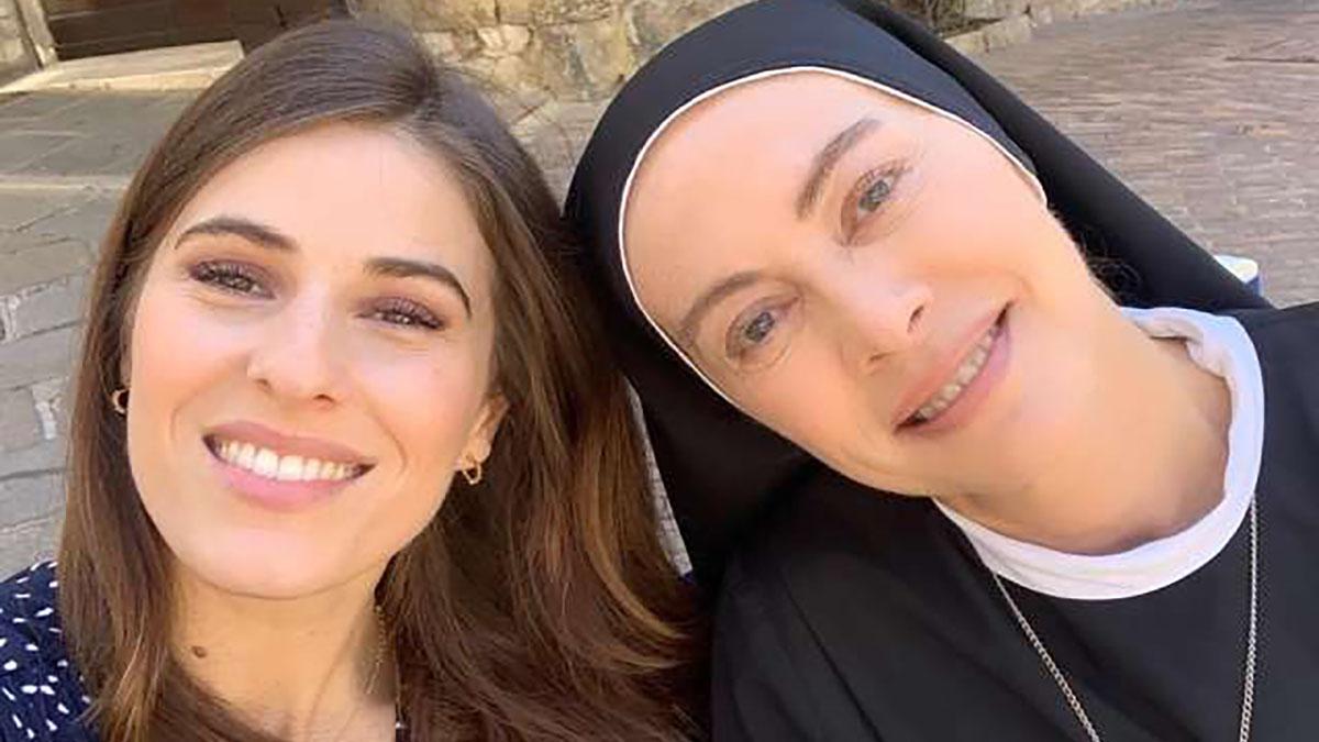 foto Diana Del Bufalo e Elena Sofia Ricci
