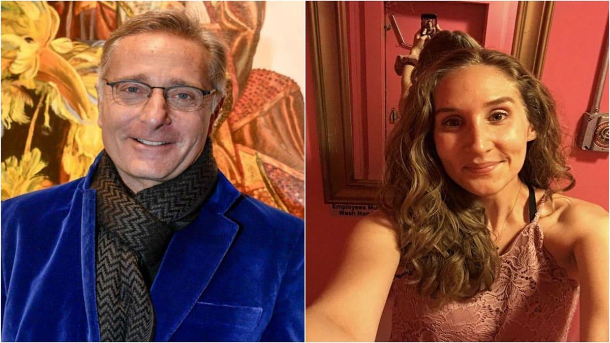 foto Paolo Bonolis e figlia Martina