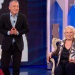 """Io e Te, Pierluigi Diaco imbarazzato per Katia Ricciarelli: """"Non ho parole"""""""