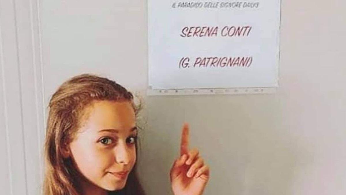 foto Serena Conti ne Il paradiso delle signore