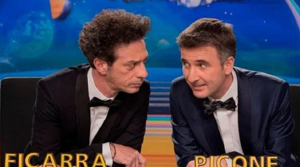 Foto Striscia La Notizia Ficarra e Picone