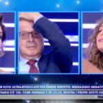 """Live, Alba Parietti litiga con Caterina Collovati: """"Sei un rumore"""""""