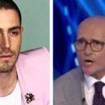 """Alfonso Signorini bacchetta Tommaso Zorzi, che sbotta: """"Me ne vado ora"""""""