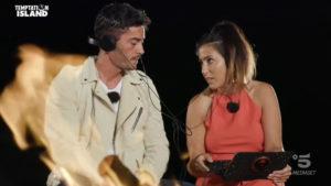 foto Amedeo e Sofia a Temptation Island