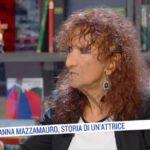 """Oggi è un altro giorno, Anna Mazzamauro stuzzica ospite: """"Non ti saluto"""""""