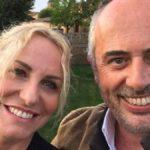 Antonella Clerici, messaggio per la figlia del compagno Vittorio Garrone