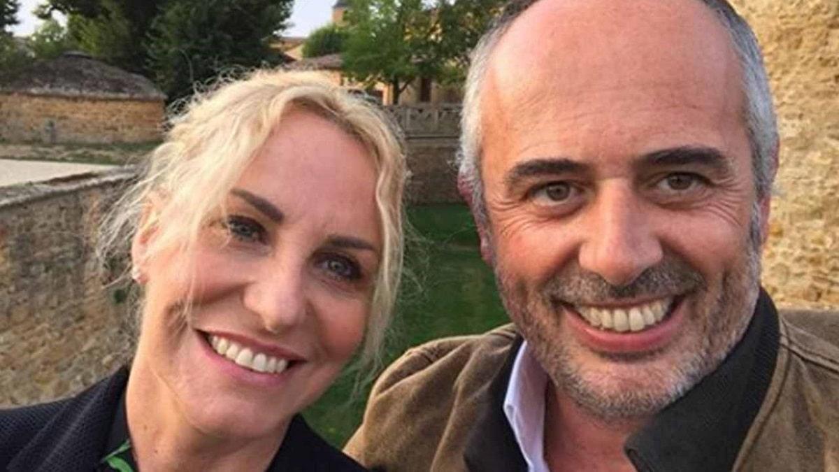 foto Antonella Clerici e Vittorio Garrone gossip