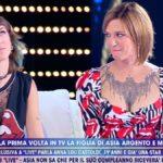 """Live, Asia Argento contro Morgan e sulla figlia Anna Lou: """"Siamo in simbiosi"""""""