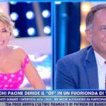 """Barbara D'Urso attacca  Cecchi Paone: """"Hai parlato male del mio GF?"""""""