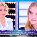 """Barbara D'Urso si commuove con Alessia Logli: """"Parlo ancora con mia mamma"""""""