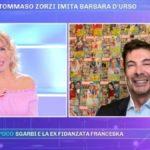 """Pomeriggio 5, Barbara d'Urso tranquillizza Tommaso Zorzi: """"Non ti querelo"""""""