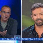 """Carlo Conti su Tale e Quale Show rivela: """"Non potrò più usare una frase"""""""