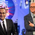 Stasera in tv 18 settembre, GF Vip raddoppia: scontro con Tale e Quale Show