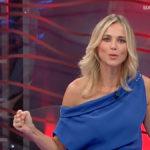 "Francesca Fialdini si sfoga a Da noi a ruota libera: ""Riferimenti voluti"""