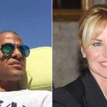 Antonella Clerici rivede Eddy Martens: come sono i rapporti oggi