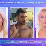 """Pomeriggio 5, Elena Morali in crisi con Luigi Favoloso: """"E' arrabbiato"""""""