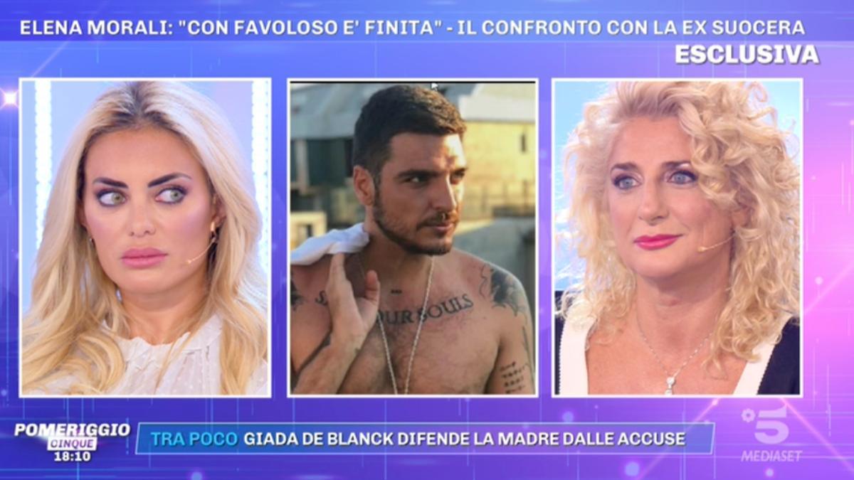 Foto Elena Morali Luigi Favoloso madre