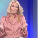 Storie Italiane: Eleonora Daniele apre con un annuncio su una collega