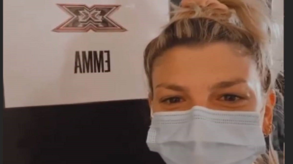 foto Emma Marrone X Factor