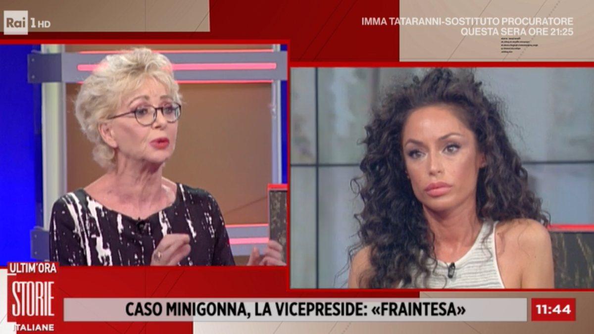 Foto Enrica Bonaccorti Raffaella Fico